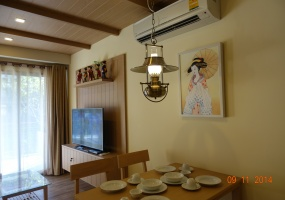 1 Bedrooms, 1 Rooms, Condominium, For Rent, 1 Bathrooms, Listing ID 1021, Cha Am South, Cha Am, Phetchaburi, Thailand,